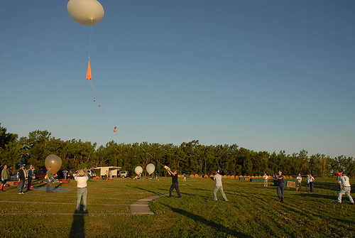 EOSS-119 Balloon Launch