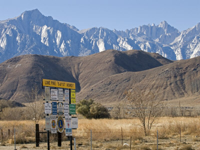 1071927lone-pine-sign-and-mount-whitney-from-highway-395-in-lone-pine-california-posters