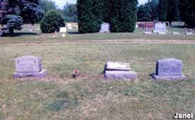 Ed Gein's grave