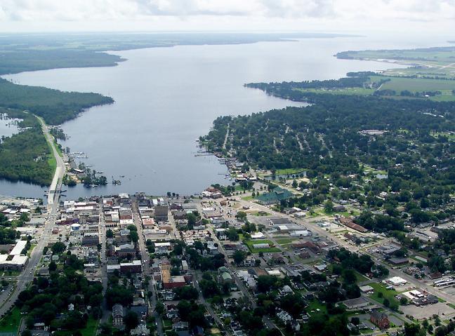 e-city-aerial-photo