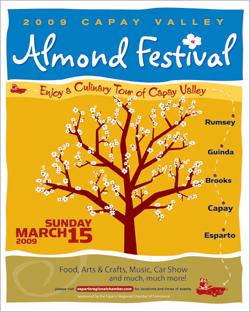 2009 esparto almond festival