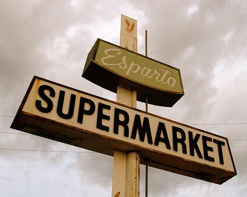 esparto super market