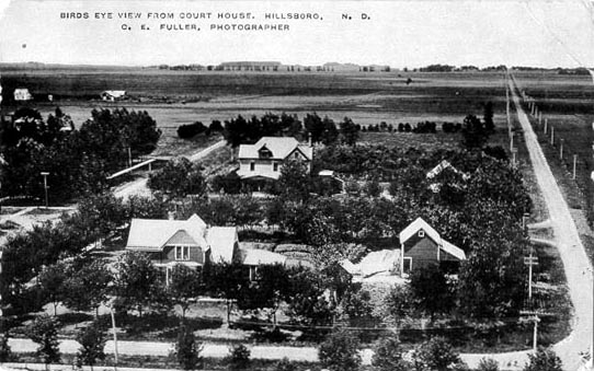 hillsboro from old courthouse