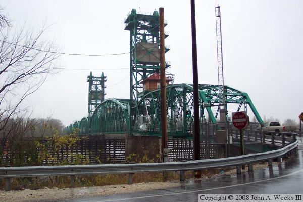 Joe Page bridge in hardin