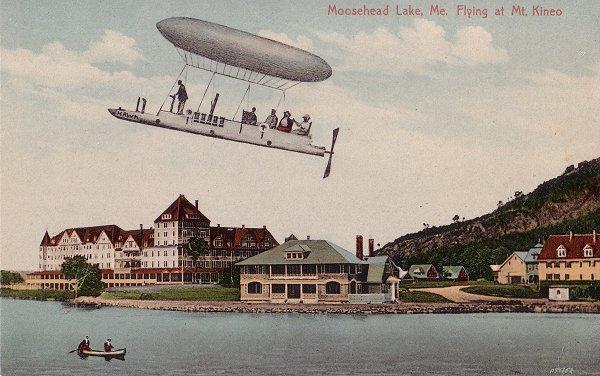FlyingAtKineo