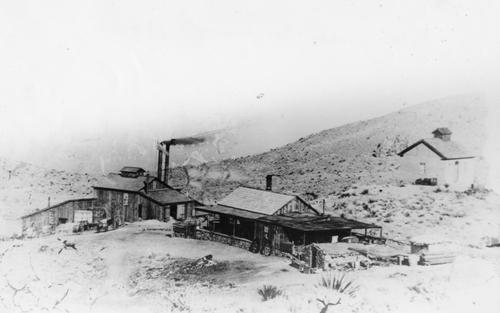 bidwell mill 1880s