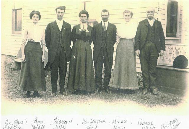 Hiatts christmas 1912
