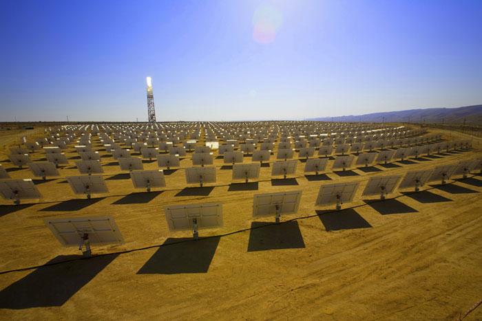 Solar-Powertower