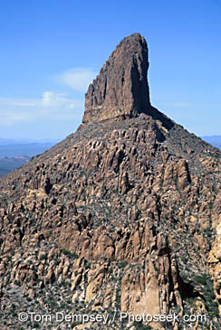Weaver's Needle, Superstition Wilderness, Tonto National Forest,