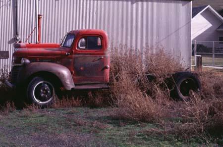 25 Red Truck 2x3x150 L3