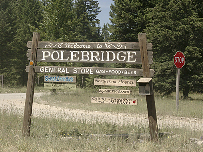 welcome to polebridge