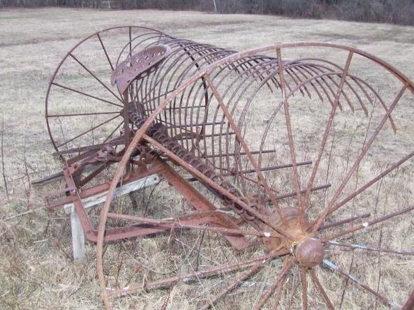 horse rake