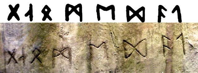 Heavener Runestone « A Landing a Day