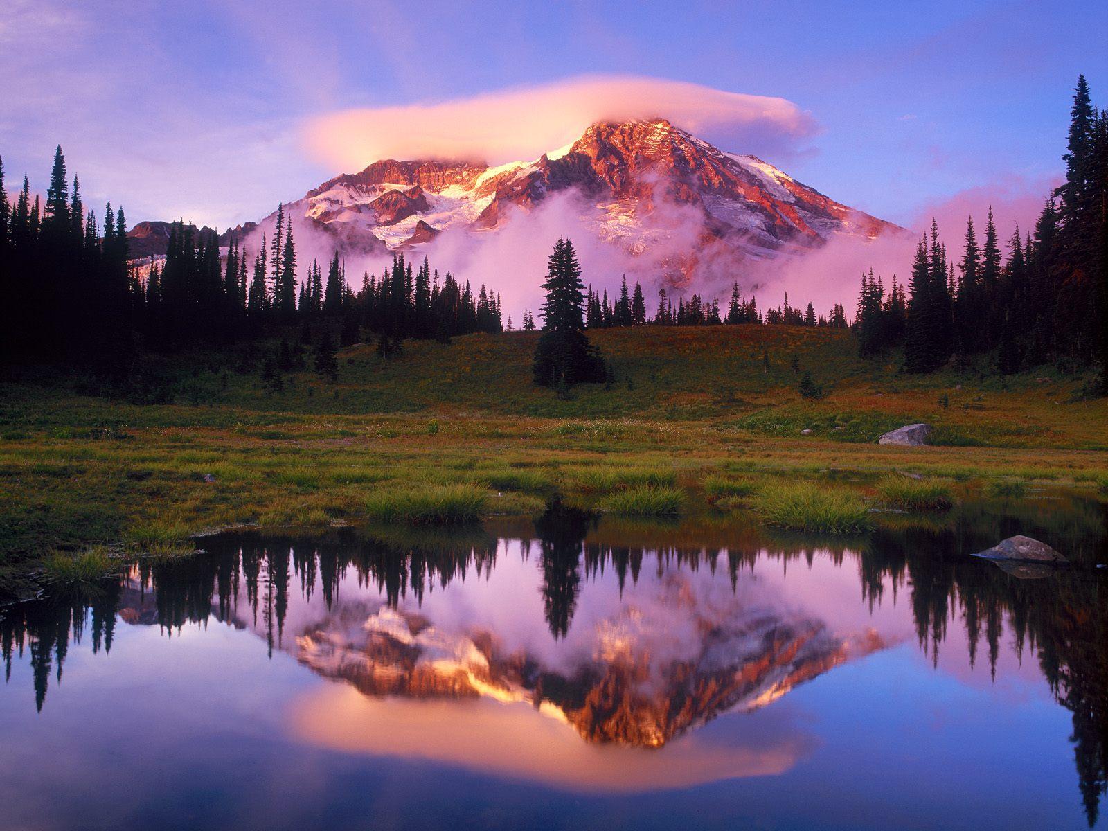 Resultado de imagen para Mount Rainier