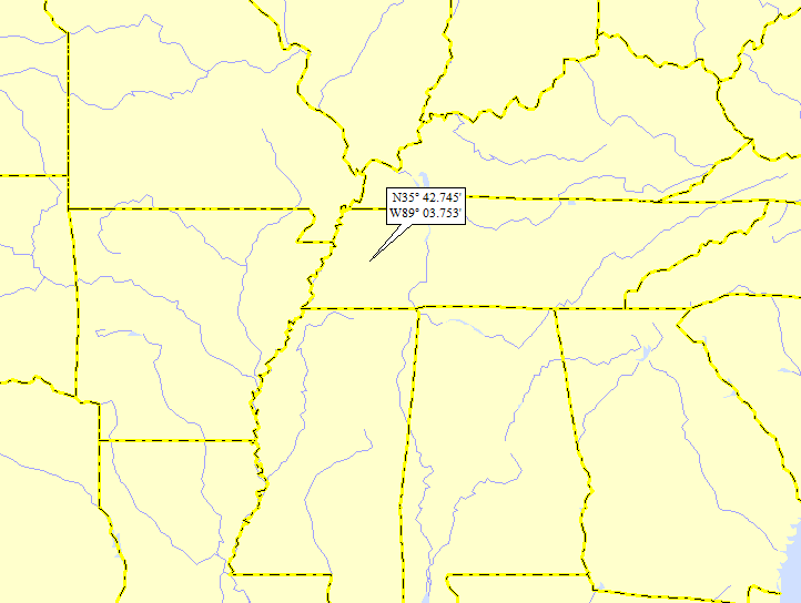 Bells Tennessee Map.Bells Tennessee A Landing A Day