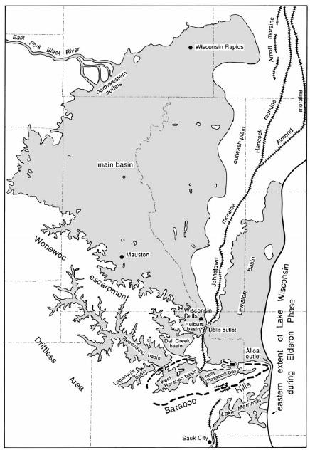 mauston - glacial lake wisc