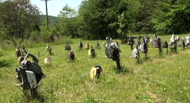 milltown - chainsaw garden - vimeo