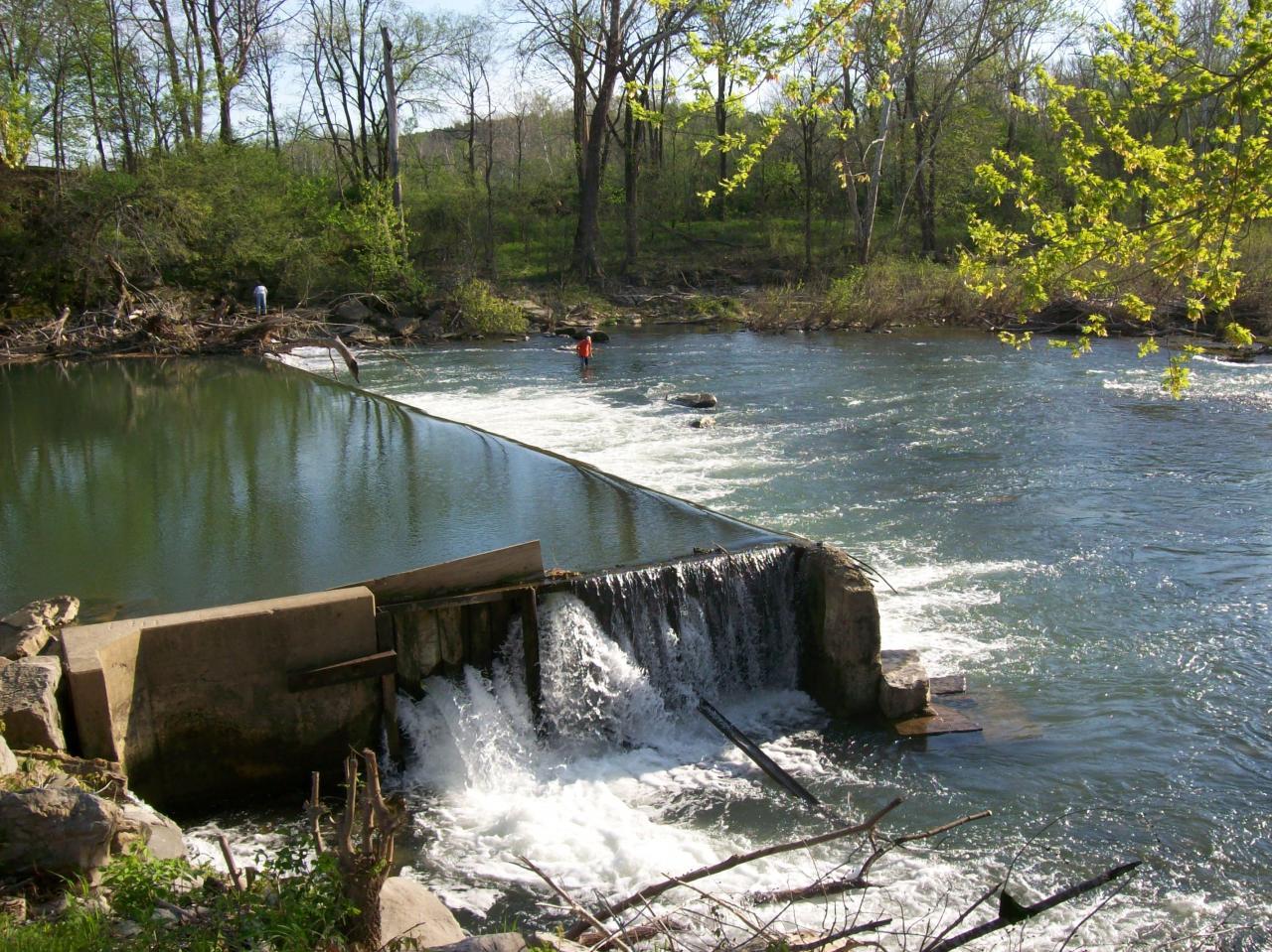 Blue River « A Landing a Day