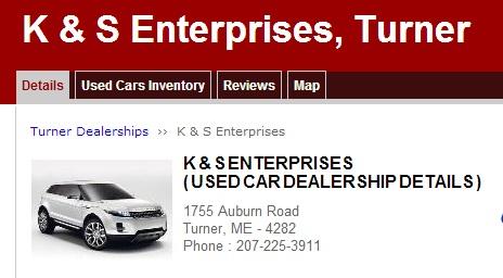 turner K&S Enterprises