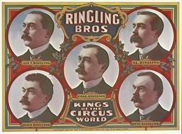 wisc historical society ringling bros