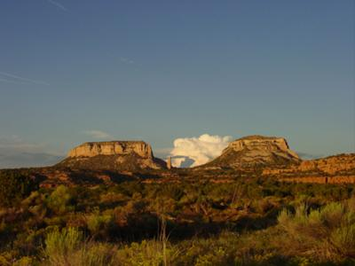 zuni twin buttes