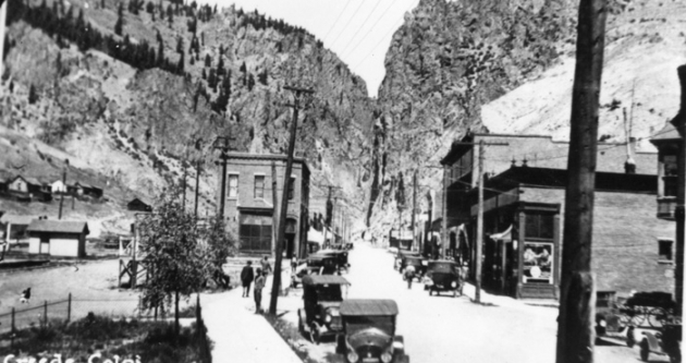 creede historical society 1920