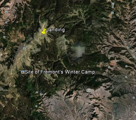 fremont's camp