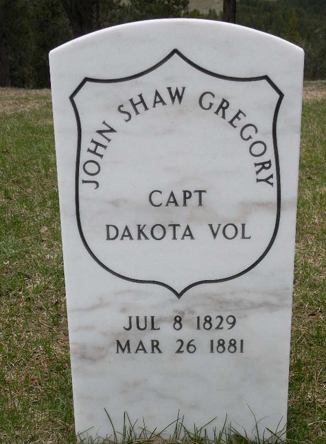 gregory grave