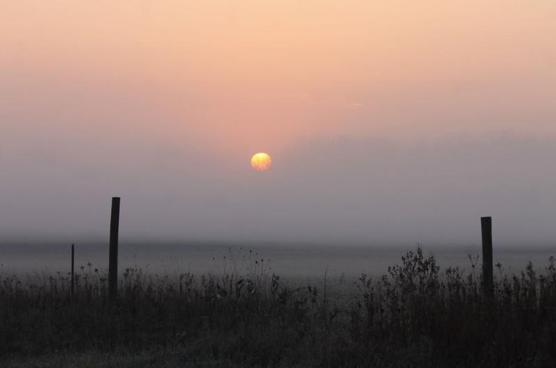 november sunrise by radio sputnik