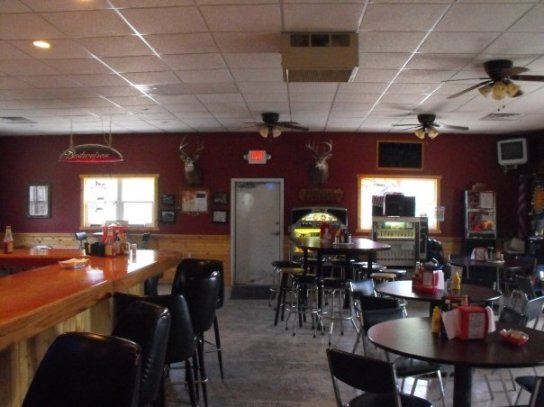 bordulac bar and grill interior