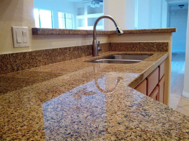Kitchen Counter Close Up morton gneiss « a landing a day