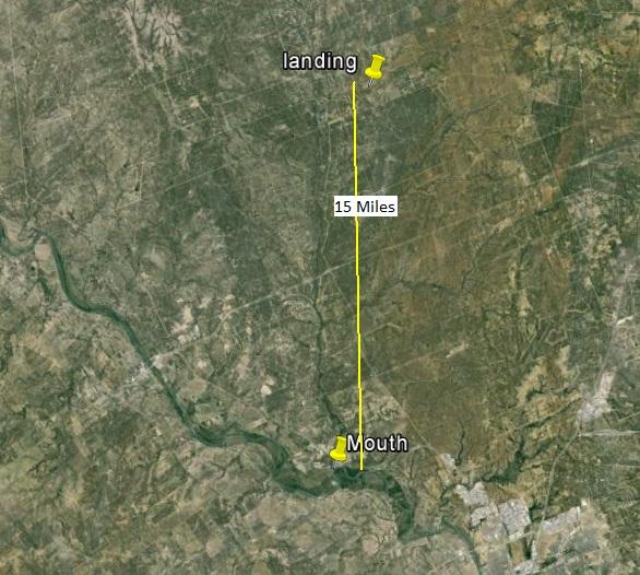 Laredo, Texas « A Landing a Day