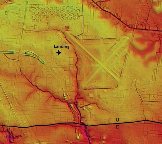 scotlandville fault map