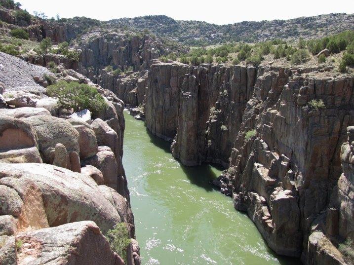 pano chris sanfina fremont canyon