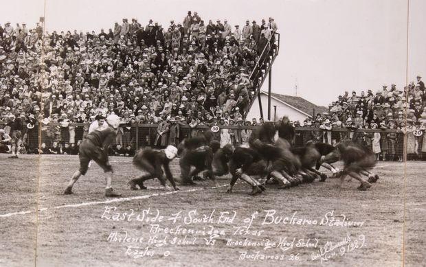 1929 football breckenridge 26-0 over abilene