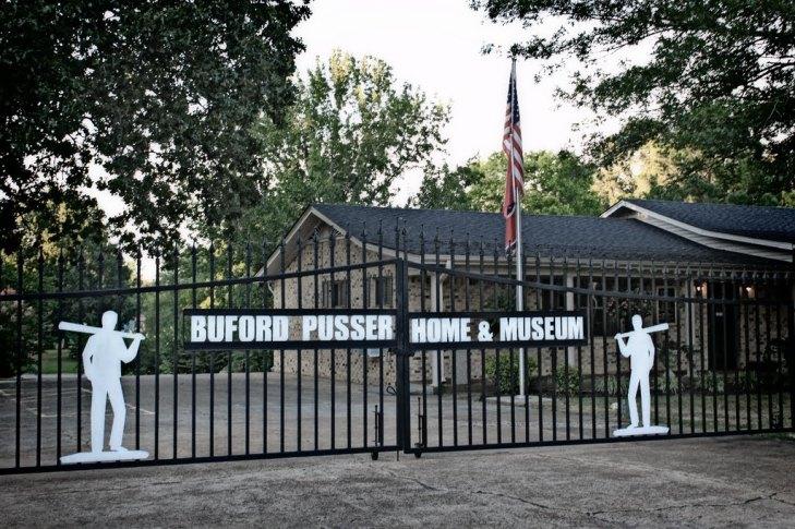 pano ben tate pusser museum