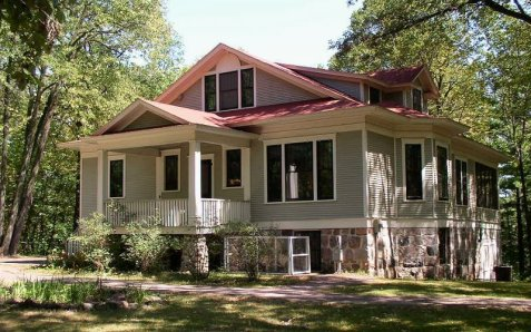 mn lindbergh house