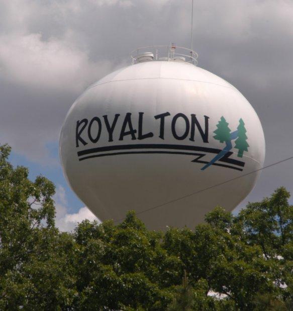 royalton water tank pano kefartist