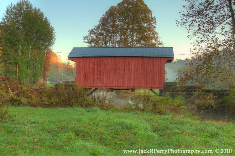 pano jack r perry walkersville covered bridge