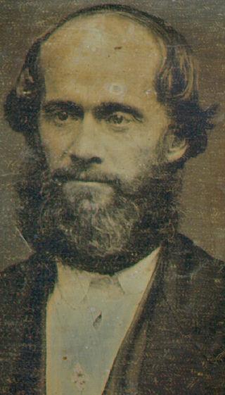 320px-James_Strang_daguerreotype_(1856) Wiki