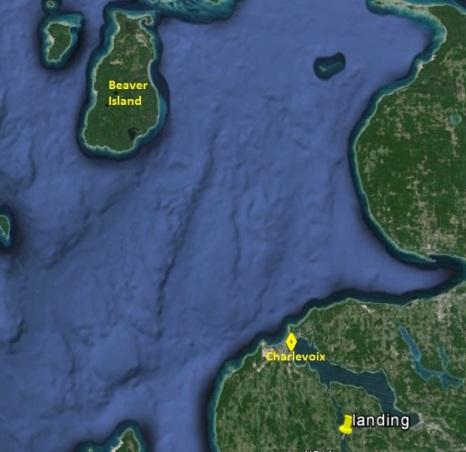 GE Beaver island - charlevoix