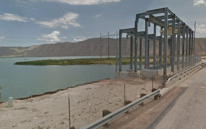 GE SV lake inlet