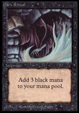 english version dark ritual