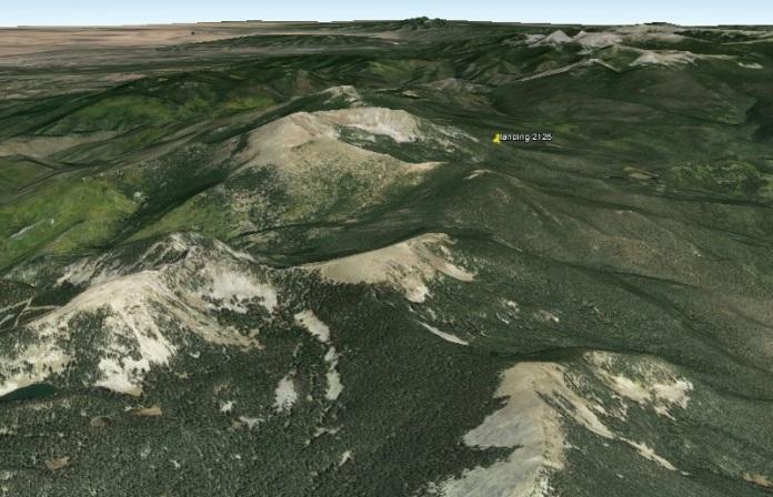 GE 2 ridge