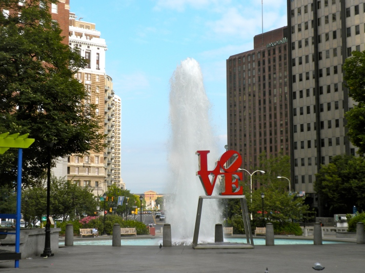 Love park philly wiki