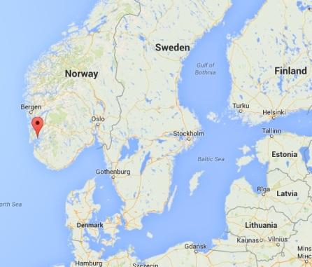 Google Maps - Nedstrand