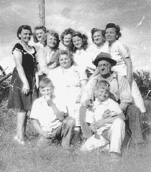 mound city the albrecht clan - germans from russia ndsu