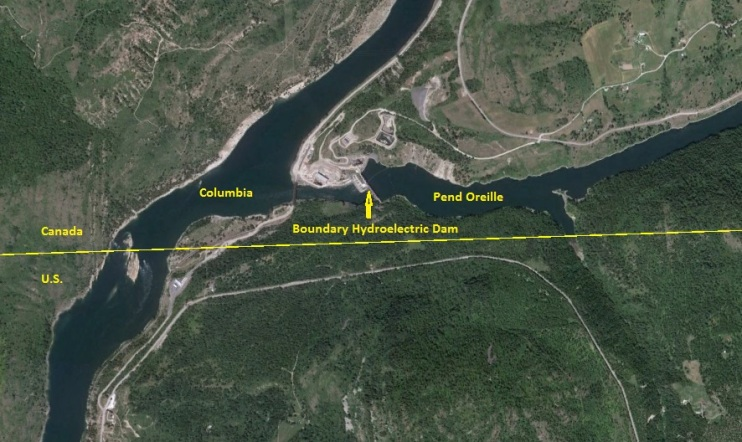 GE - mouth of pend oreille