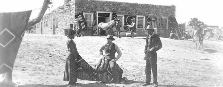 hubbel trading post 1891