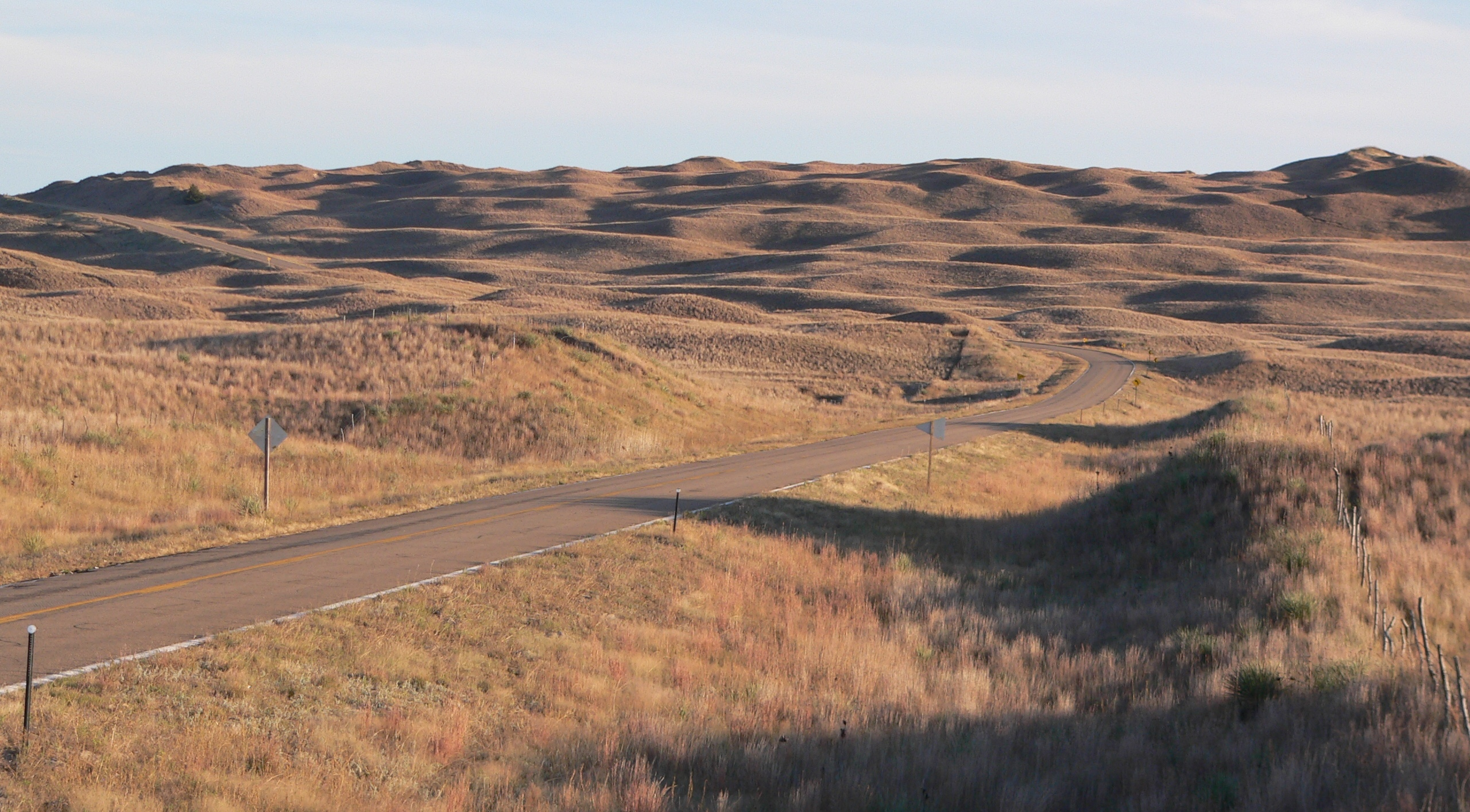 Lewellen Nebraska And The Nearby Sandhills 171 A Landing